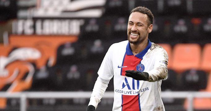 Neymar nommé pour le prix du joueur du mois de janvier en Ligue 1 - logo