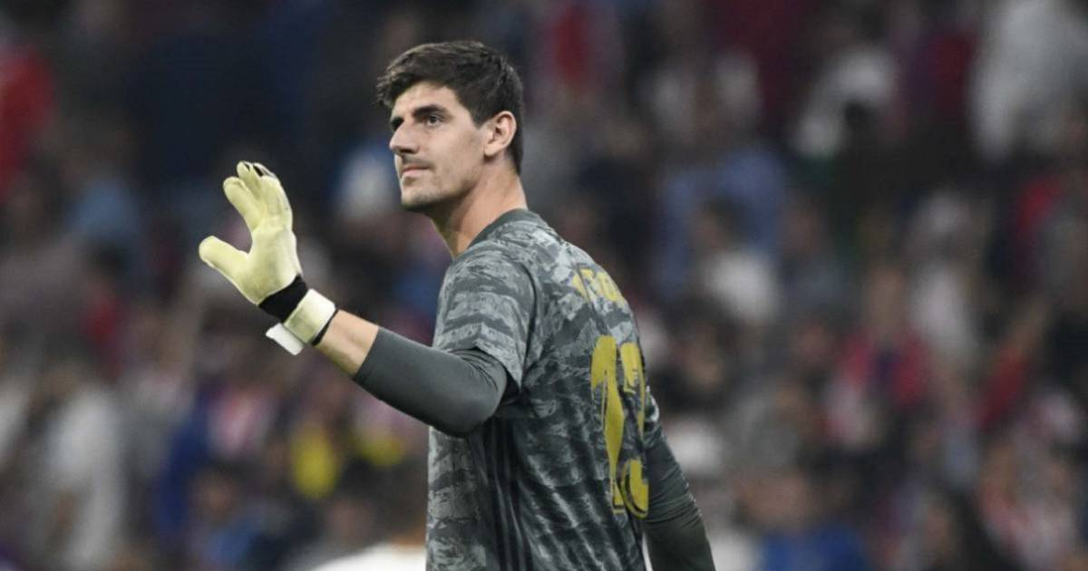 'In football it is normal to concede chances': Courtois defends Real Madrid's shaky start
