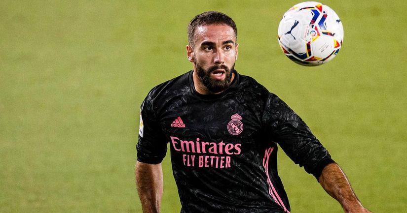 كارفاخال: ريال مدريد سينافس على جميع الألقاب هذا الموسم - logo