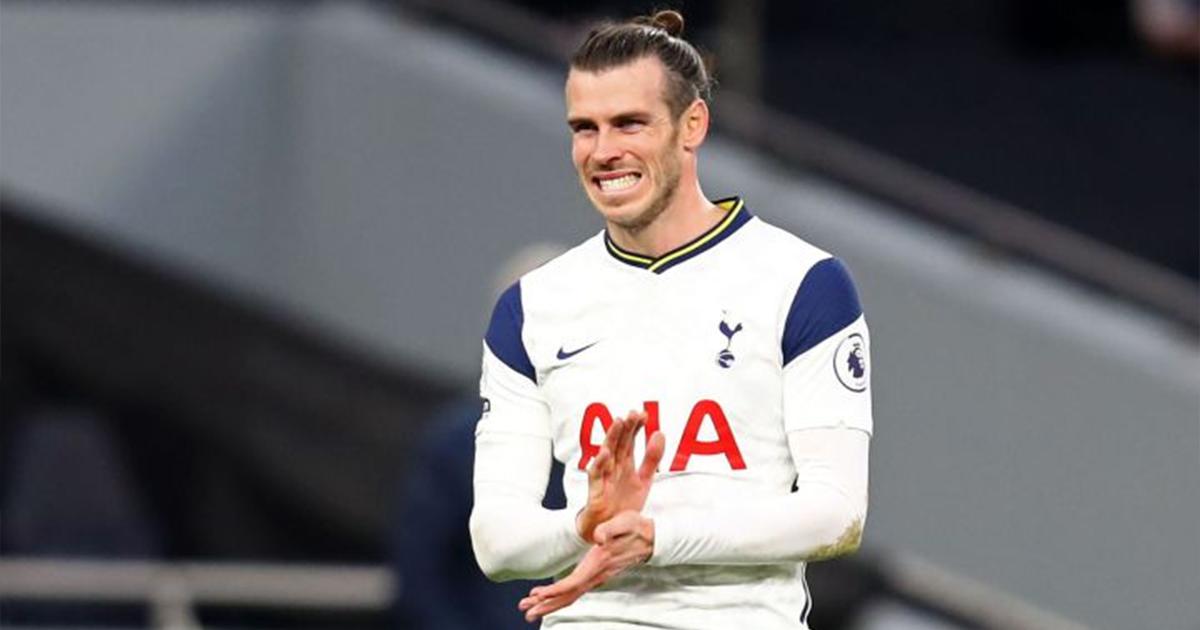 Bale también es un lastre en el Tottenham