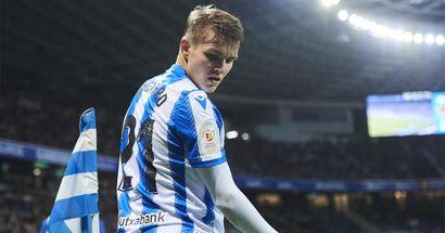 El Madrid priorizará el regreso de Odegaard a las llegadas de Camavinga o Pogba