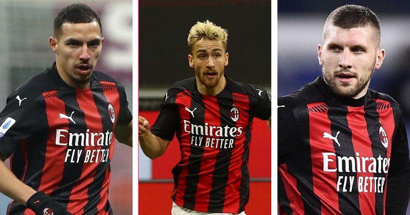 Da Rebic a Bennacer: il punto sugli infortunati rossoneri in vista di Cagliari-Milan - logo