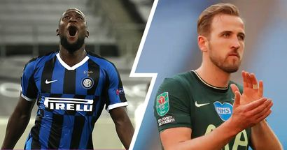 Lukaku to cost £105m, Kane out of reach: Daily Mail (reliability: 3 stars)