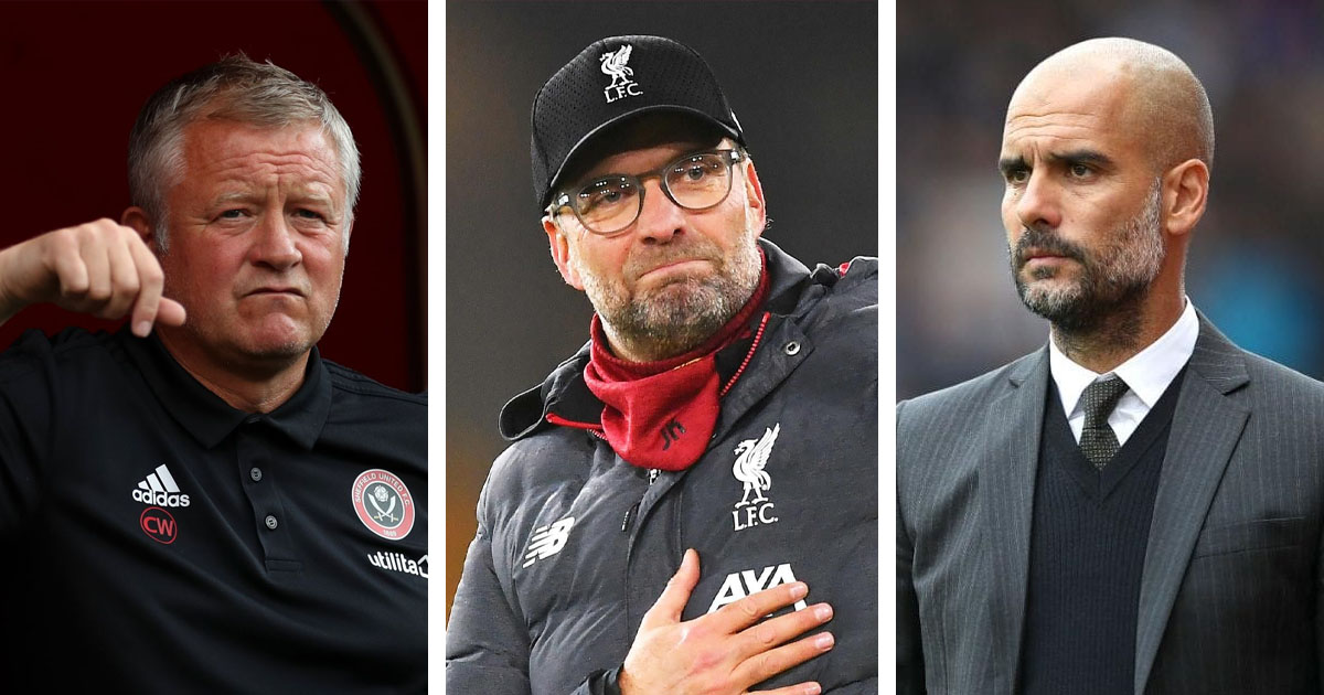 Where does Klopp stand in list of longest-serving managers in English football? Here are top 10 rankings