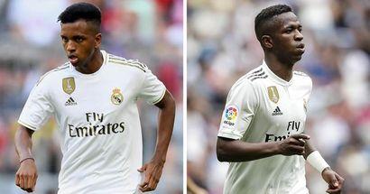 CIES: Rodrygo und Vinicius sind unter den teuersten Spieler Europas, die im 21. Jahrhundert geboren wurden