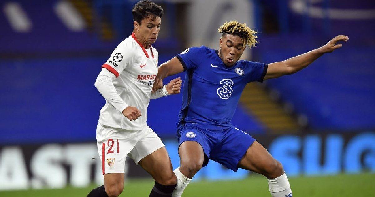 Stats highlight Reece James' solid defensive performance