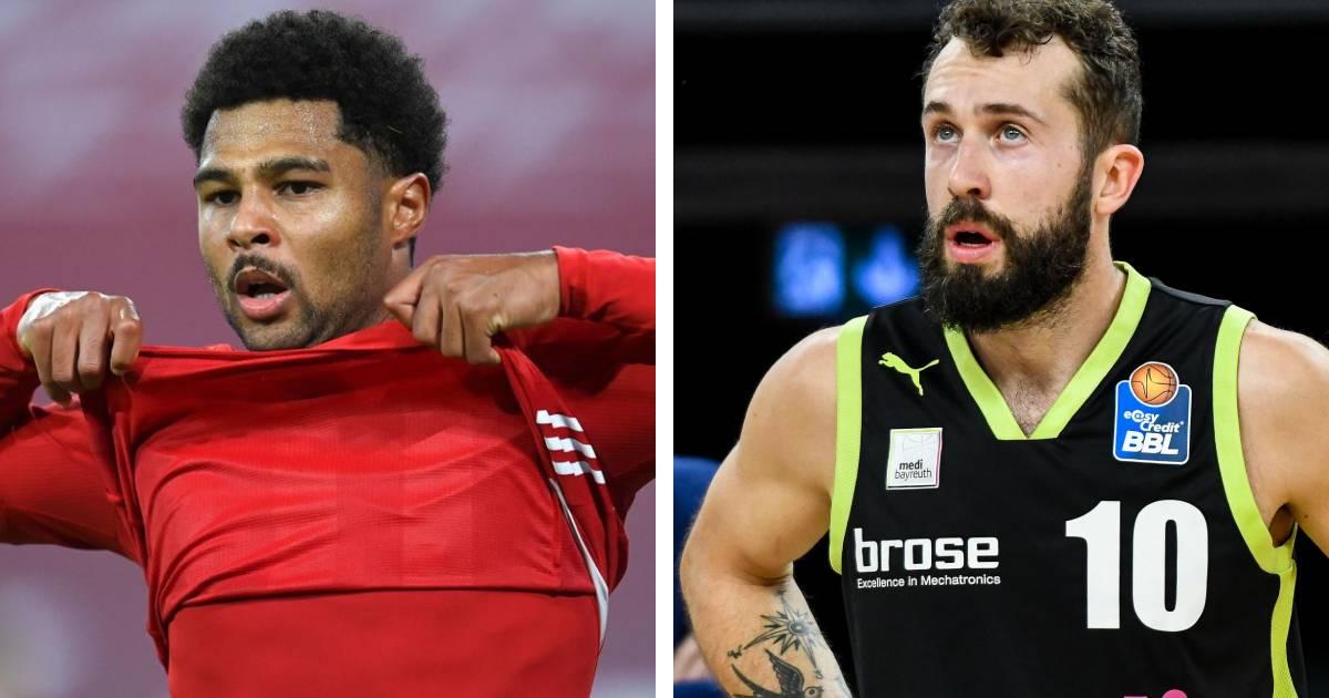 Basketballer ist irritiert davon, dass Bayerns Spiel vs. Atletico trotz Gnabrys Positivtests stattfand
