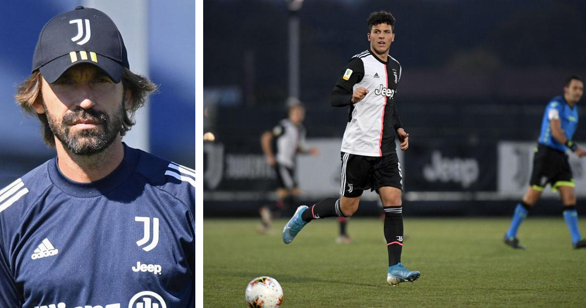 3 gol in 17 minuti sotto gli occhi di Nedved e Paratici: Elia Petrelli è pronto a salire in Prima Squadra, Pirlo lo aspetta