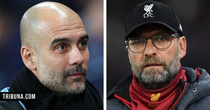 Klopp: 'I have no problem admitting that Pep Guardiola is the best manager of our era'