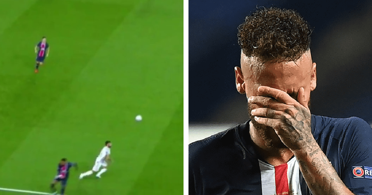 Captain Bruno sends Neymar packing with sneaky skill in 2-1 win over PSG