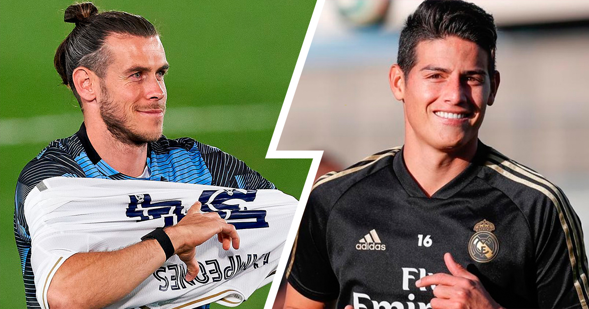 Real Madrid has revealed that they are yet to receive offers' for Bale and James