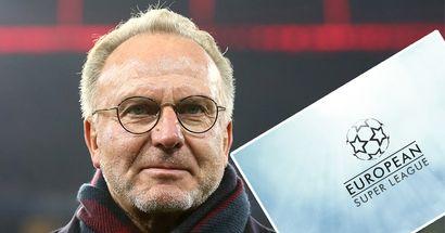 Bericht: Super-League-Vereine wünschen sich, dass sich Bayern dem neuen Wettbewerb anschließt