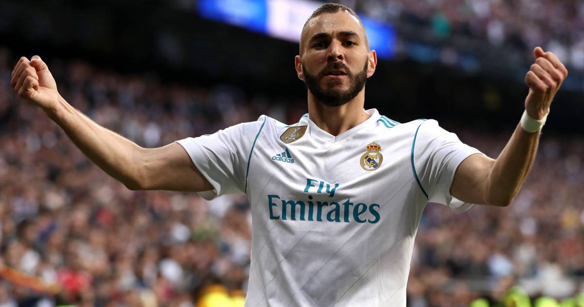 So close: Benzema just 11 games away from breaking incredible Real Madrid record