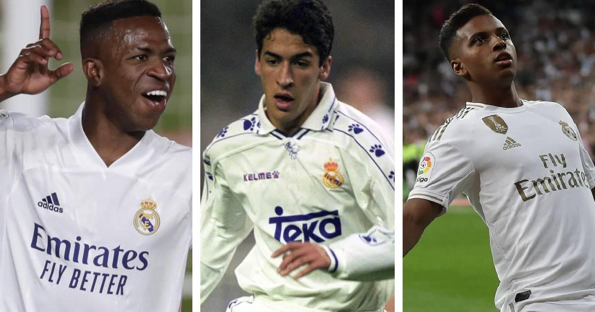 Vinicius Jr, Rodrygo et 7 autres joueurs qui ont marqué pour le Real Madrid en Liga avant d'avoir 19 ans