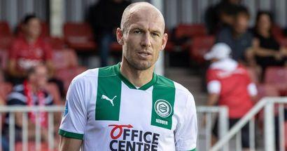 """Robben über seine Verletzungen nach Rückkehr in den Fußball: """"Der Kopf wollte, aber der Körper hat nicht gemacht"""""""