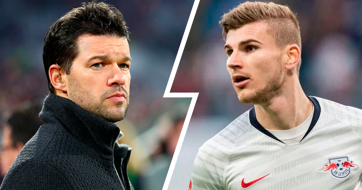 Michael Ballack perfectly explains why Timo Werner chose Chelsea over Liverpool