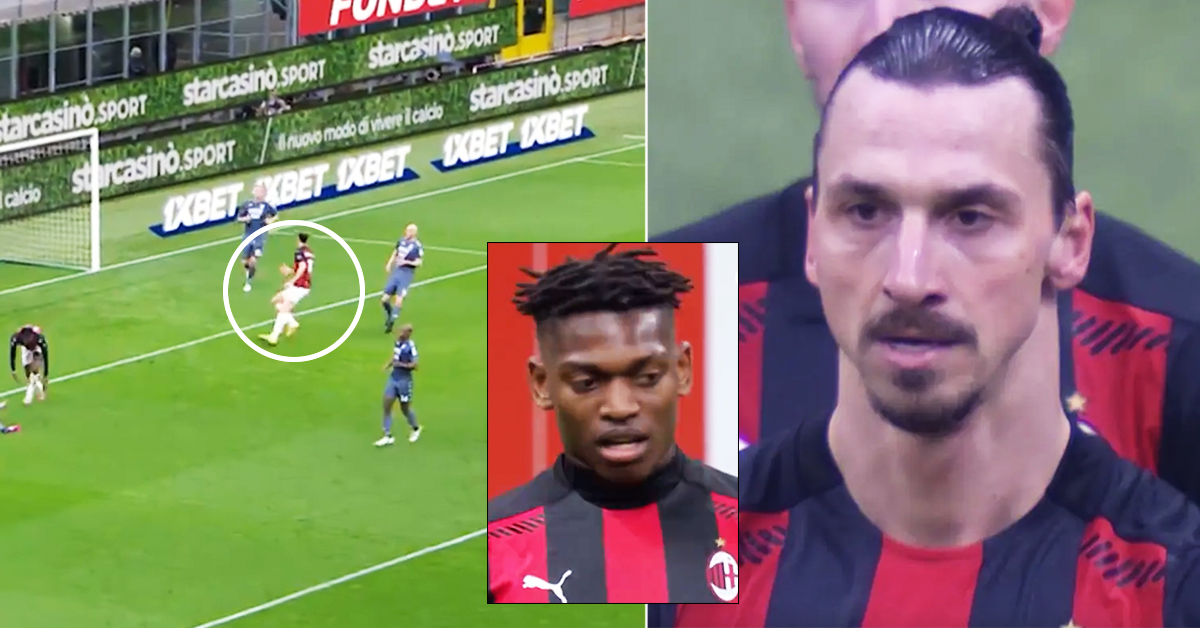 'I don't f** understand you'. Zlatan Ibrahimovic screams at teammate during game, mics pick up his words