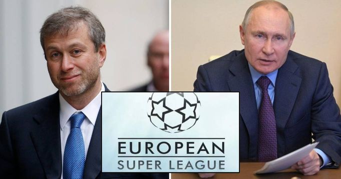 Putin reportedly behind Chelsea withdrawal from Super League for 3 key reasons
