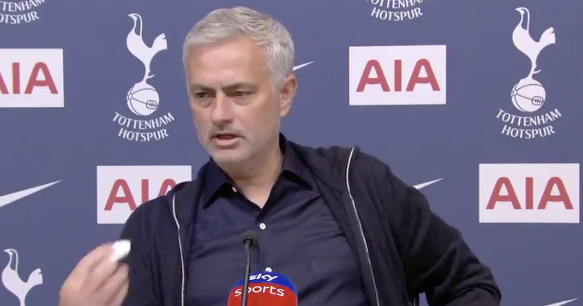 Jose Mourinho: 'If referee makes a mistake everybody understands, but how can VAR make that mistake?'