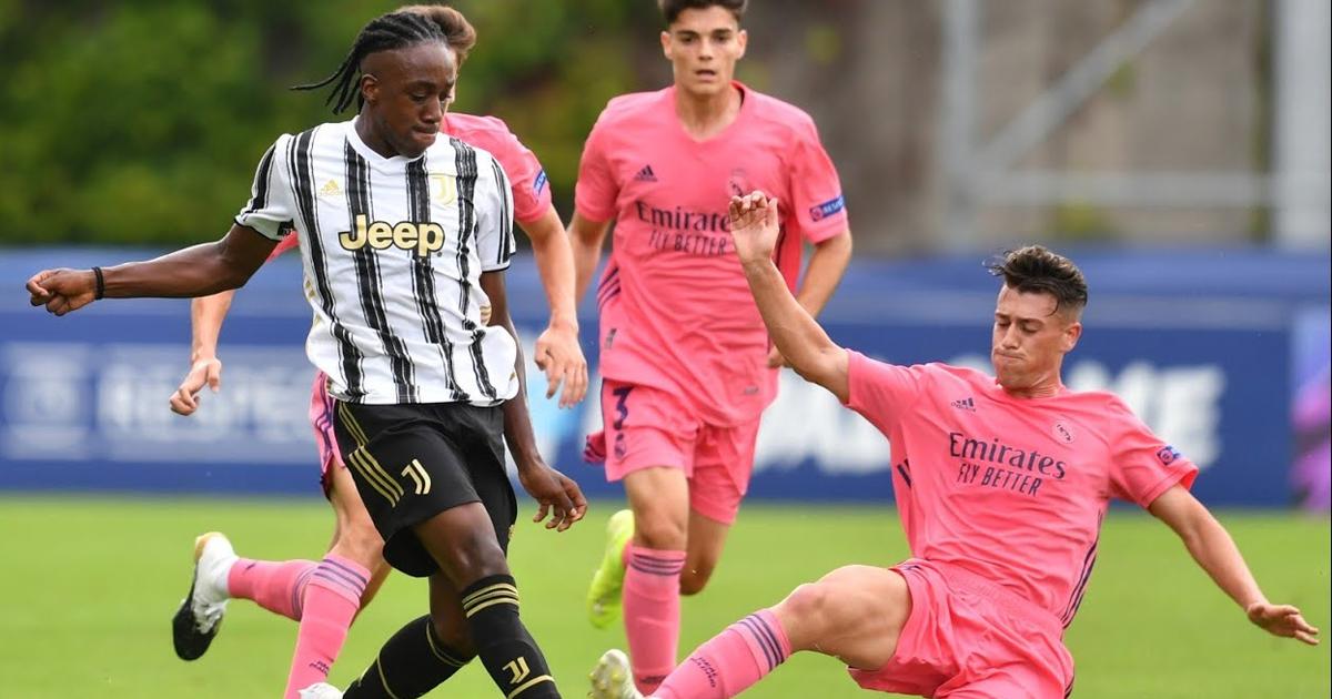Youth League, la Juve in vantaggio di un gol e di un uomo si fa rimontare: il Real Madrid affronterà l'Inter