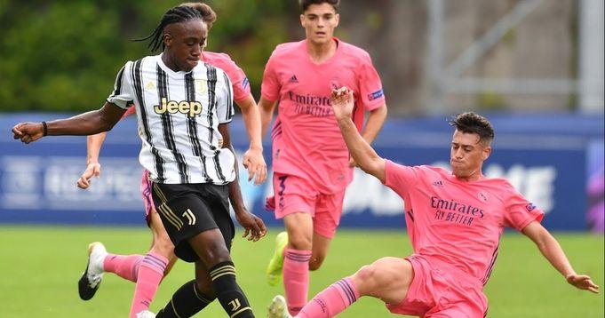 Youth League, la Juve in vantaggio di un gol e di un uomo si fa rimontare: il Real Madrid affronterà l'Inter - logo