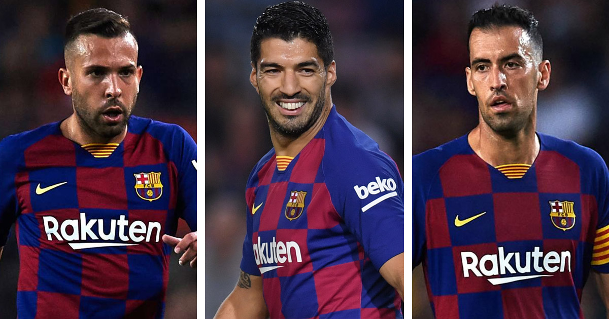 Barca said to have placed 17 players on market, Alba, Suarez and ...