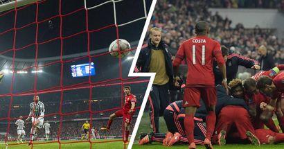 Heute vor 5 Jahren: Bayern schafft das Wunder im UCL-Achtelfinal-Rückspiel gegen Juventus und feiert einen 4:2-Sieg