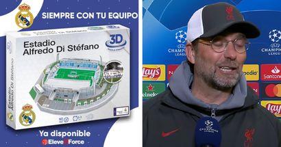 Company that makes Alfredo di Stefano copies will send one to Jurgen Klopp after stadium criticism
