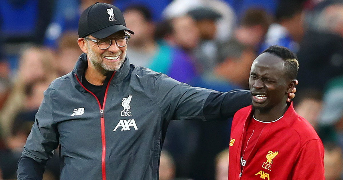'What can I say? He was wrong for sure': Mane jokingly responds to Klopp's memories of their first meeting