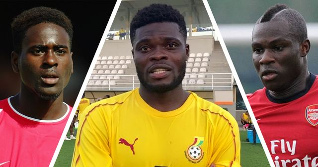 Partey to become third Ghanaian to play for Arsenal — here is how his compatriots fared