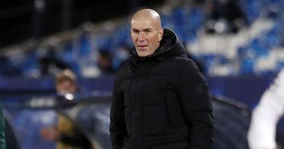 Zidane: 'Hoy hicimos un partido espectacular, el más completo de la temporada'