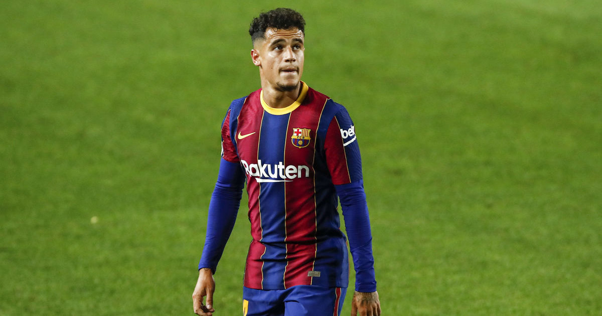 Juventus, another CL encounter and more: what games Coutinho is expected to miss through injury