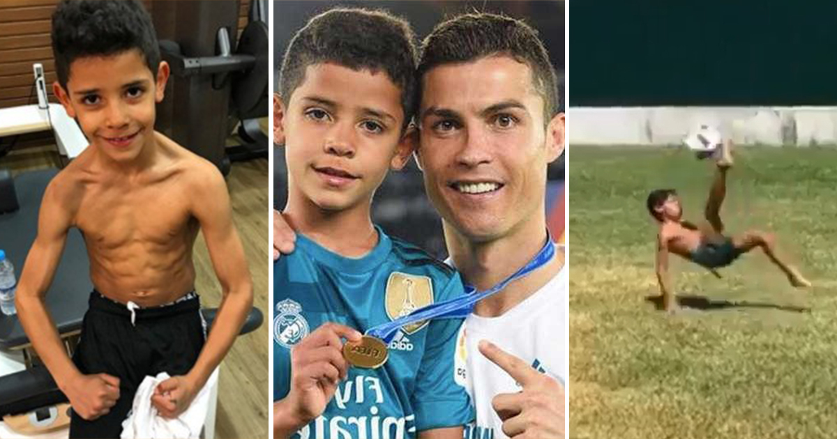 Cristiano Ronaldo Jr Scouting Report And Ranking His Chances To Succeed His Dad