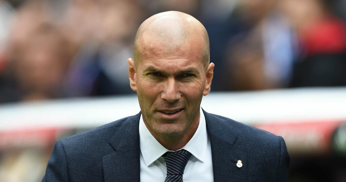 AS: Real Madrid 'blindly trusts' Zidane as the manager