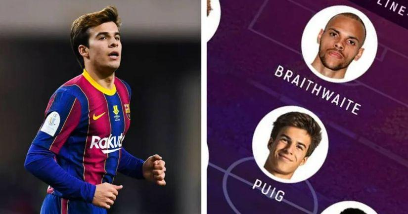 Con Riqui, sin Pedri: los fans eligen su XI ideal para el duelo en Cornellà - logo
