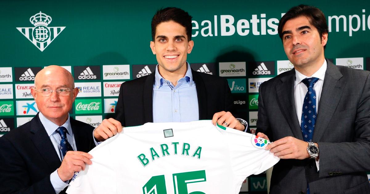 Marc Bartra enthüllt, warum er sich für den Abschied von Dortmund entschieden hat