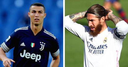 Ramos y Ronaldo incluidos en el mejor XI del mundo de la IFFHS