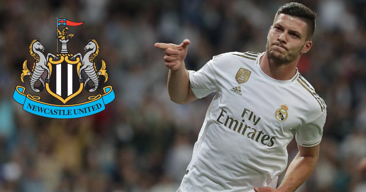 تقرير: نيوكاسل يونايتد يستهدف استعارة يوفيتش من ريال مدريد