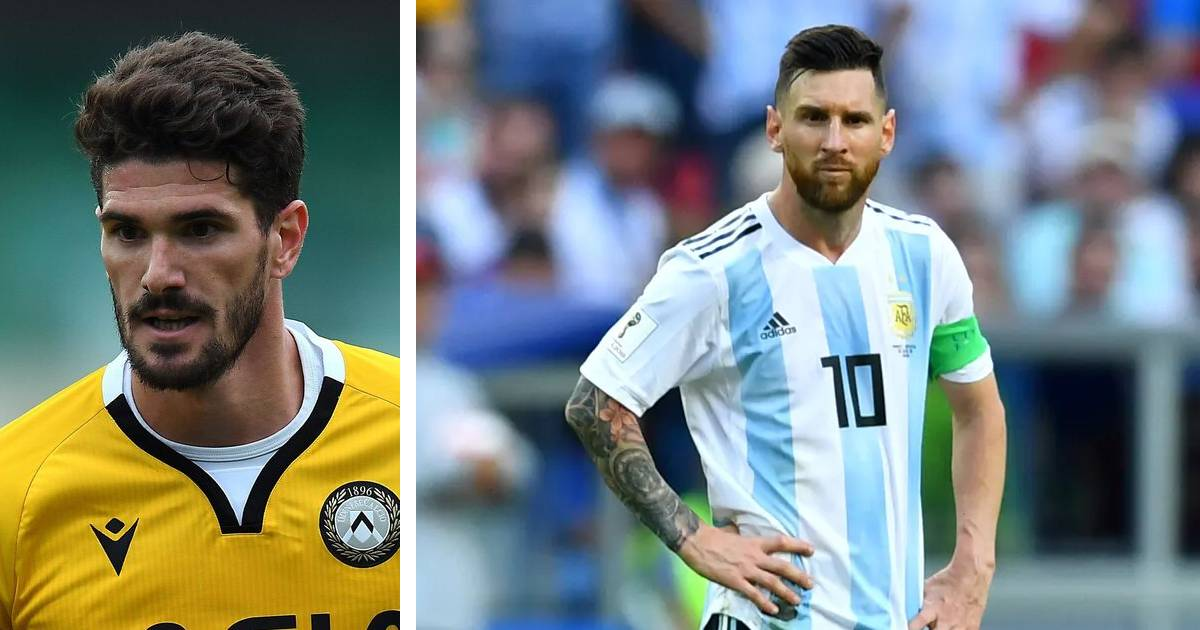 'I'd go to war for Messi if he asked me to': Argentina teammate De Paul