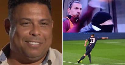 """""""Ich sehe ihn als ein einzigartiges Beispiel"""": Ronaldo erklärt den Hauptunterschied zwischen ihm und Ibrahimovic"""