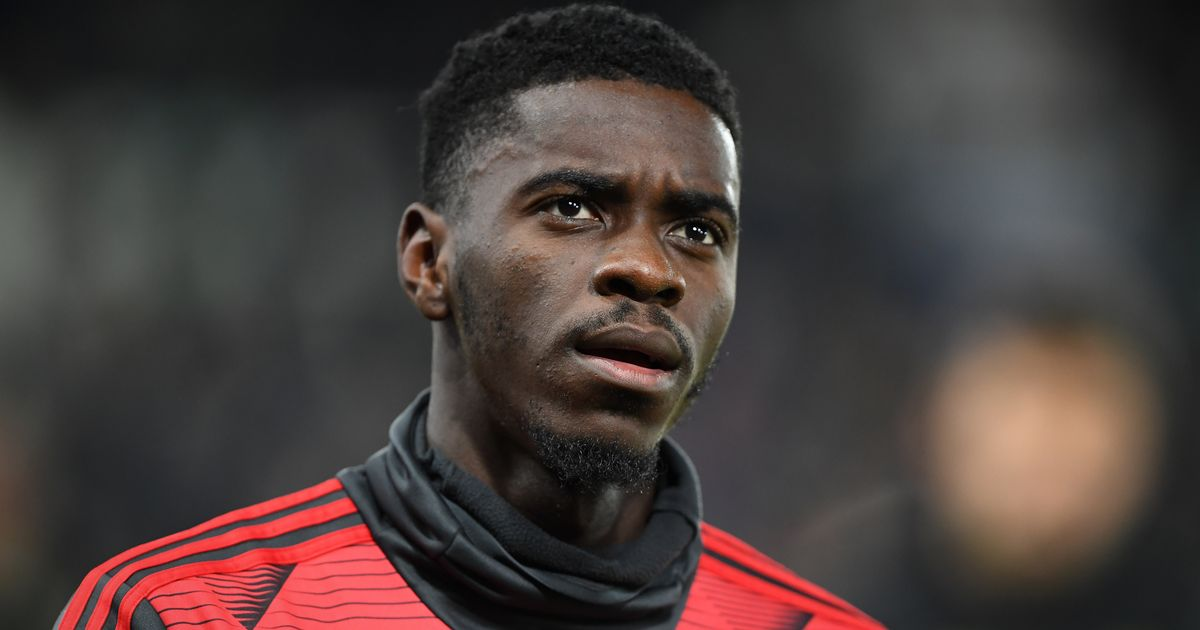 'Baptism of fire for Tuanzebe: global Man United community ...