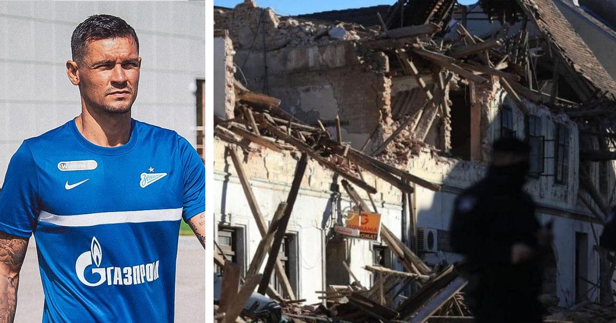 Terremoto in Croazia: Lovren scende in campo con un gesto importante per aiutare la popolazione