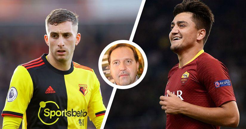 """""""I giocatori oggi sono cretini ed egoisti"""", Venerato smentisce le voci su Deulofeu e attacca il romanista Under - logo"""