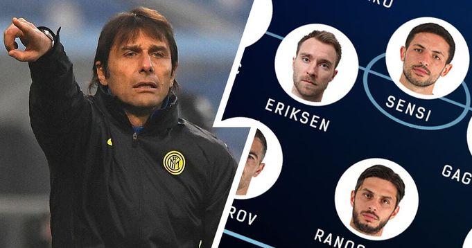 Le probabili formazioni di Fiorentina-Inter: Conte si affida alla qualità di Eriksen e Sensi - logo