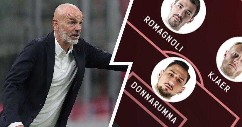 Le probabili formazioni di Udinese-Milan: si rivede Donnarumma in porta, ritorna la coppia Bennacer-Kessie - logo