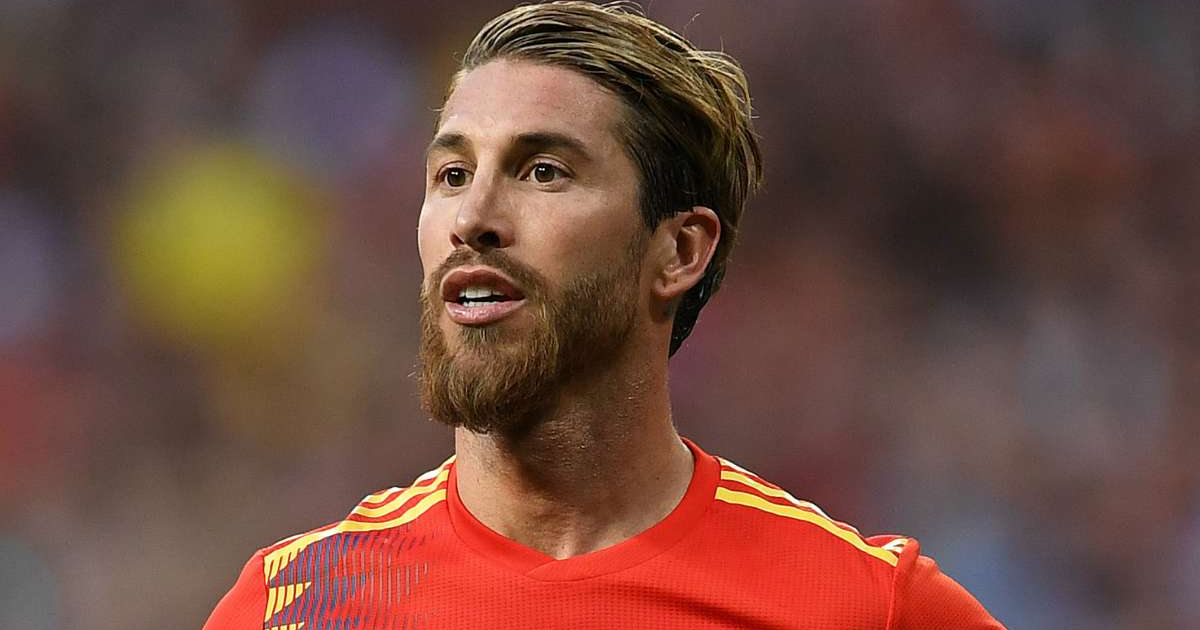 Sergio Ramos: I'll play for Spain as long as my body and head allow