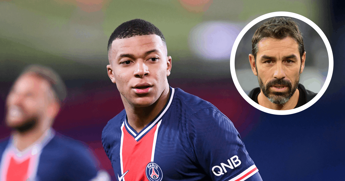 Ex-France international Robert Pires: 'I don't know when that will be, but  Mbappe will play for Real Madrid'