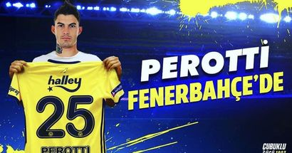 UFFICIALE   Diego Perotti ceduto al Fenerbahce: tutti i dettagli dell'affare