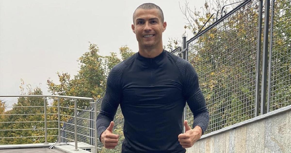 'Football ain't ready for Baldnaldo': Madrid fans react hilariously as Ronaldo debuts new hairstyle