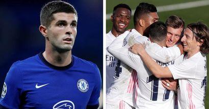 """Pulisic, attaquant de Chelsea :""""Il faut avoir beaucoup de confiance contre Madrid"""""""